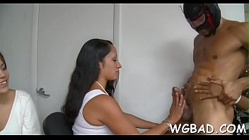 assfucked james allie Dad fucks sons girl