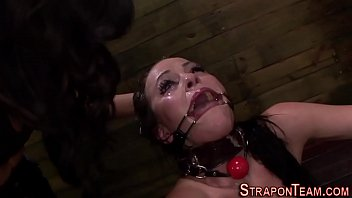 and gagged fucked tina up tied Arab older man fuke by woman