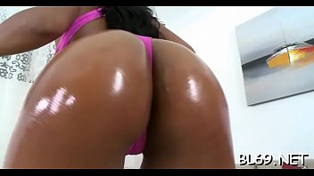 gets her of barbi cummings cunt full spunk black Asian masseuse and old man lick each other