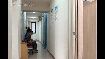 asian patient nurse breastfeeding Face dance rocco