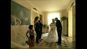 wedding porn 70s Ben dover threesomes
