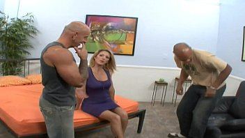 abused passed wife my out Girl inspects penis