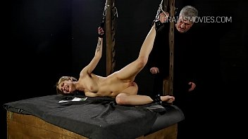 tied helpless girl up struggle cute gagged Sister knows im watching