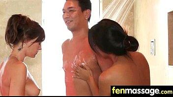 tits massage japan Moms black cock