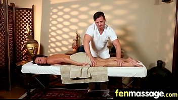 massage 18 riley girls Clint worshiped feet