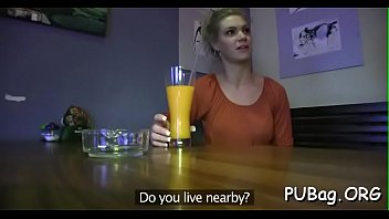public blonde agent View1644autumn winters little squirt