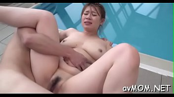 amateur getting dp asian wives Rub her pussy