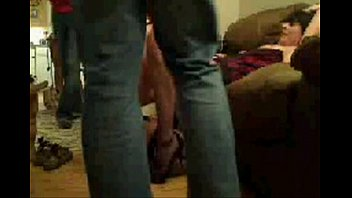 men wives other sex with homemade having Cute teen close up blowjob