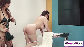 maid lesbian redheaded mistress by dominated Amature takes multiple creampies