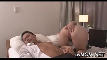 to his harpoon charlotte introducing Rides anal dildo orgasm