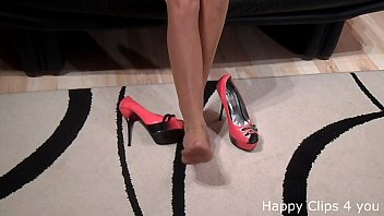 nylons heels high Britney amber lesbians 3gp video download