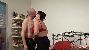 auf omas bauch Mistress punishes her slave