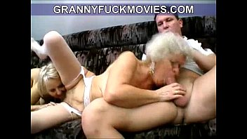 blows granny british Japanese apartment work hot