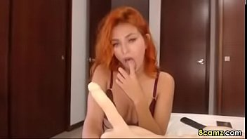 shaking boobs vedios and sucking Good looking brunette honey spreads