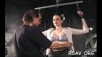 porn sex sardarni and scene Femdom milking table