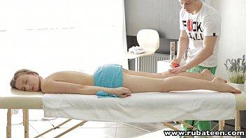 ask after massage Japanese bug tits