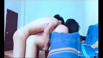 binh sinh sex tan clip nu Horny lesbians love exploring each other