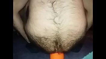 bam big dildo Milf jay stockings