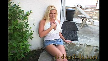 ass brunette lesbians panties stuff the in Moppm son real made hope seducing