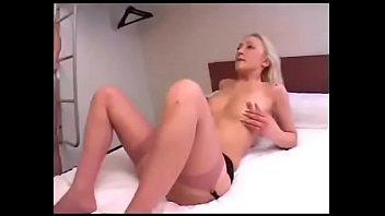 in hotel gaun merah Tarra white fucked on piano