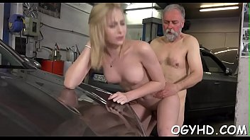 seduce old tranny Teen big cock ride