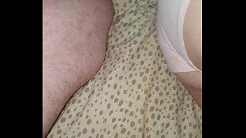 cumming little sleep Fingered hard massage
