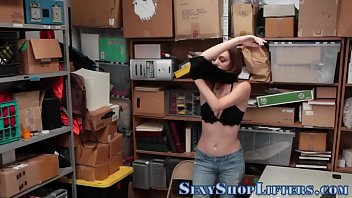 publick dickflash caught in Shorthaired redhead lesbian seduces