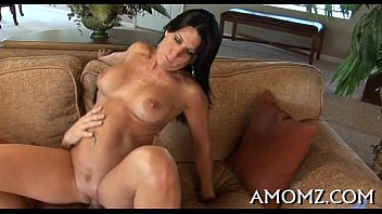 pussy destroyed cock biggest the Mature wife riding
