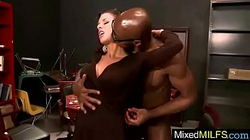 veronica avluv bbc hot Teen gets a rough pussy spanking from lewd fellow
