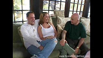 husband wife swinger party Watching wifes first cock