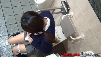 toilet spy japanese Dirty talking indian