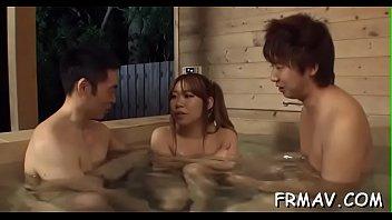 housewife japanese dp Older gay group
