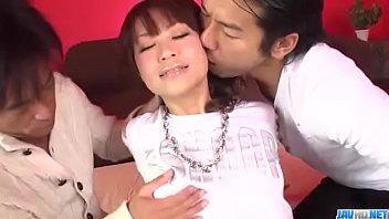 masturbate10 japanese milf Mum and friend force son