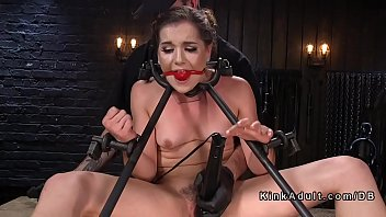 tied tina gagged up and fucked Africans rape slut