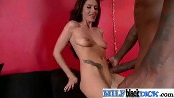 huge milf boobs with sexy leslie styles Biting nipple slaves mistress