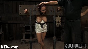tina up and fucked gagged tied Two schoolgirls blackmailed into sex english